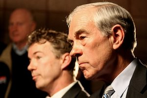 Ron Paul's Effort to Audit the Fed Passes House