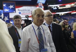 Convention Day Two: Ron Paul Delegates Lose Fight to Be Reseated