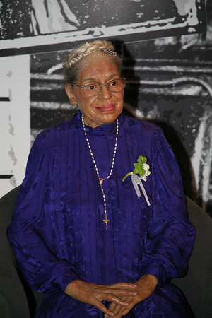 Controversy Over Rosa Parks Account of a 'Near-Rape'