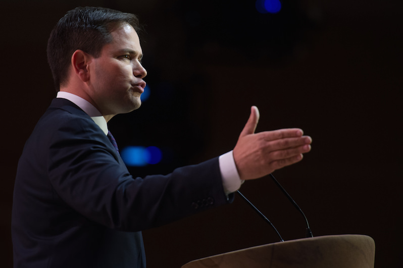 5 Nuttiest Right-Wing Moments This Week: 'Respectable' Marco Rubio Spins Insane Conspiracy Theory
