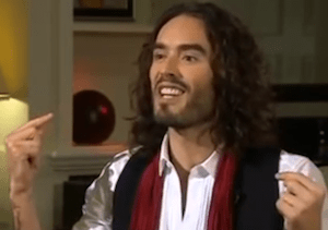 Truthdigger of the Week: Russell Brand