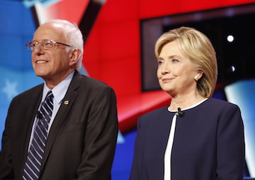 Clinton's Lead Over Sanders Shrinking Nationwide, Poll Shows