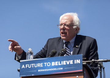As Super Tuesday Progresses, Bernie Sanders Digs In for the Long Haul