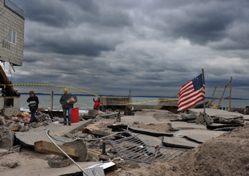 N.Y. Attorney General Pressed Red Cross on Post-Sandy Spending, Then Retreated