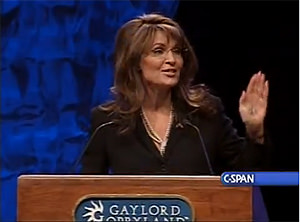 Palin: 'It Would Be Absurd Not to Consider' Presidential Run