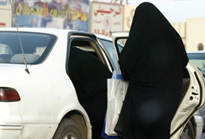 Saudis Weigh In on Women Drivers