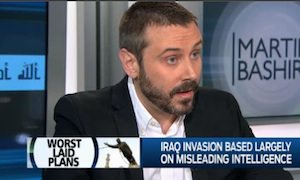 Democrats Also to Blame for Iraq War, Journalist Scahill Says