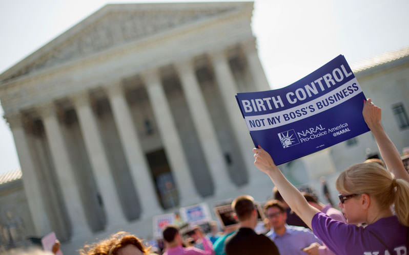 Happy Independence Day From the Supreme Court: Unions and Women Lose, Koch Brothers Win