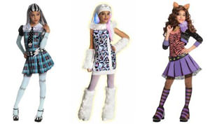 Something to Be Scared of: Retailers Market 'Sexy' Halloween Costumes to Little Girls