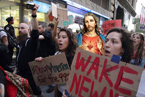 Jesus and the 99 Percent