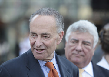 What Is Chuck Schumer Up To?