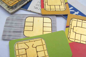 Cell Phone Cards Lead to Arrests in India