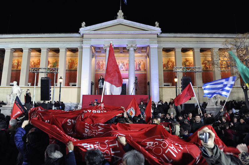 Can the Greek Tragedy Be Rewritten?