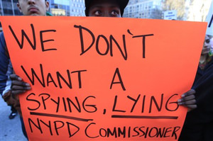 Did the NYPD's Spying on Muslims Violate the Law?