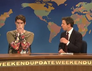 'SNL': Stefon's Farewell Features Anderson Cooper
