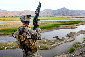 New Afghanistan Strategy Targets Insurgents