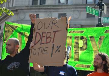 Occupy Activists Try to Restore Our Faith in 'Collective Power' by Wiping $3.9M of Student Loan Debt