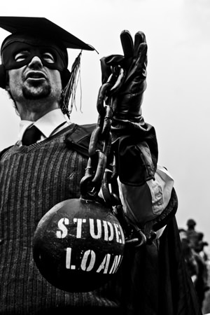 Government's Keeping the Student-Debt Crisis Alive and Well