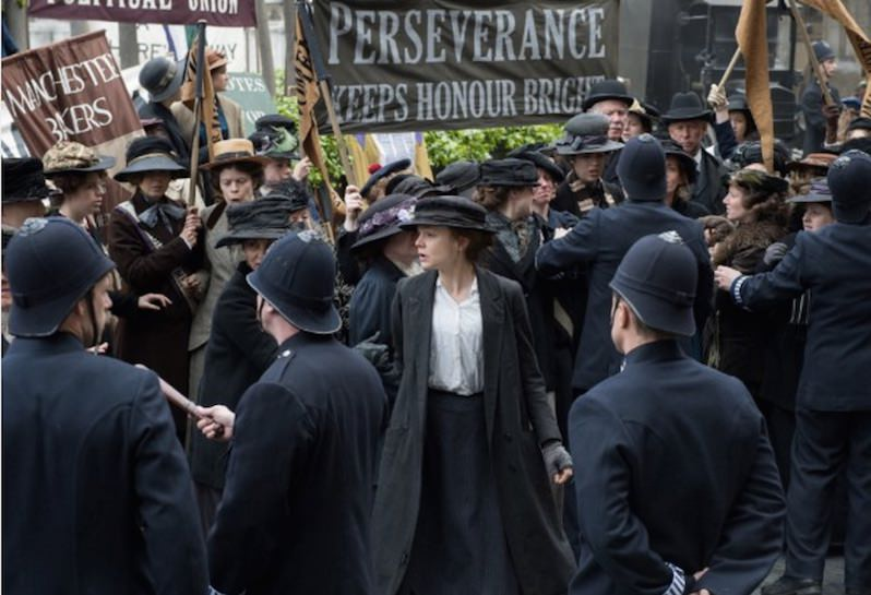 'Suffragette' Movie Review: Domestic Terrorist or Proud Feminist?