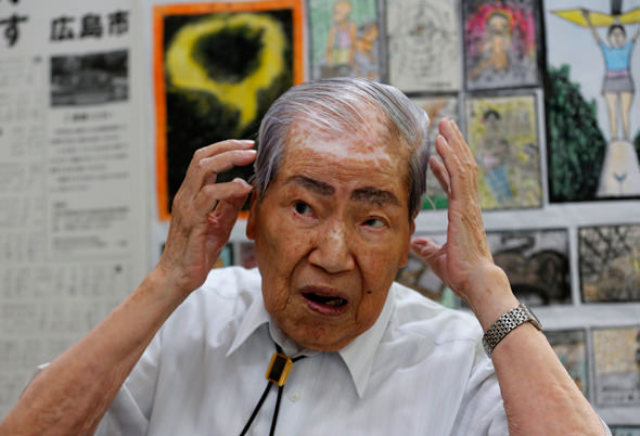 The Man Who Survived Hiroshima: 'I Had Entered a Living Hell on Earth'