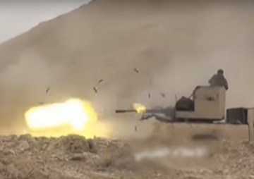 Fall of Palmyra: Syrian Regime Races to Take Islamic State's 'Berlin'