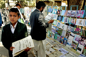 The Taliban's Glossy New Front in the Battle for Hearts and Minds