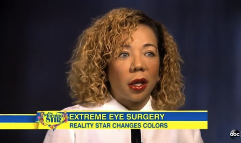 Wearable Technology or Identity Reassignment?: Renee Zellweger's and Tameka Harris' Transformations
