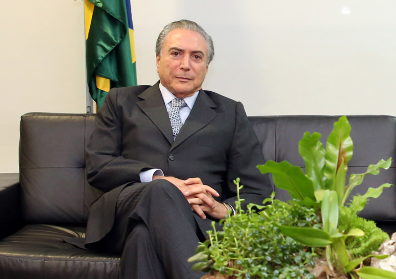 Brazil Plunges Back Into Political Crisis as President Temer Is Embroiled in Alleged Cover-Up
