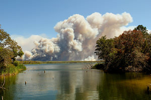 Raging Texas Fires Destroy More Than 1,000 Homes