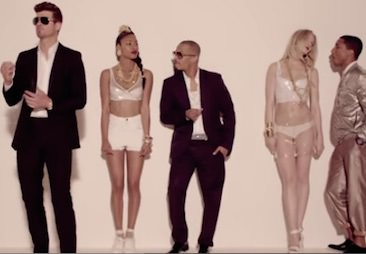 Pharrell Williams, Robin Thicke Hit With $7.4 Million Fine in 'Blurred Lines' Copyright Case