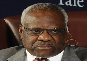Apparently Justice Thomas Believes the Court Is No Place for Human Dignity