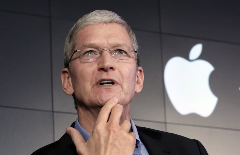 Truthdigger of the Week: Apple's Tim Cook