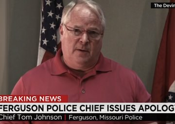 Report: Ferguson Police Chief Thomas Jackson to Call It Quits