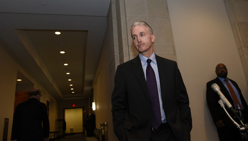 Benghazi! Why Trey Gowdy Is Concealing Blumenthal Deposition