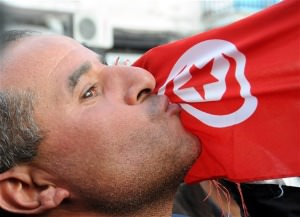 Tunisian Protests Turn Deadly