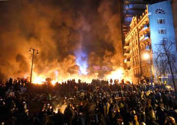 Neither Side Will Back Down in Ukraine as Tensions Rise Between the Government and Protesters