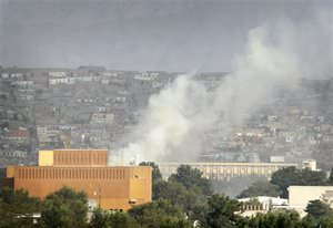 Taliban Attack U.S. Embassy in Kabul
