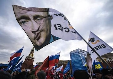 U.S. Readies More Sanctions After Russia Takes Crimea