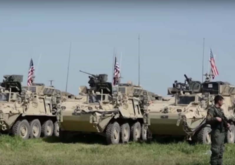 Trump Sends Troops to the Turkish-Syrian Border
