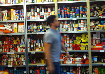 If the U.K. Economy Is Improving, Why Are Over a Million People Forced to Use Food Banks?