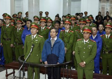 Vietnam's Solution for Corrupt Bankers: Firing Squads