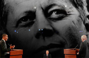 Virtual JFK: The 44th President's Foreign Policy Challenge