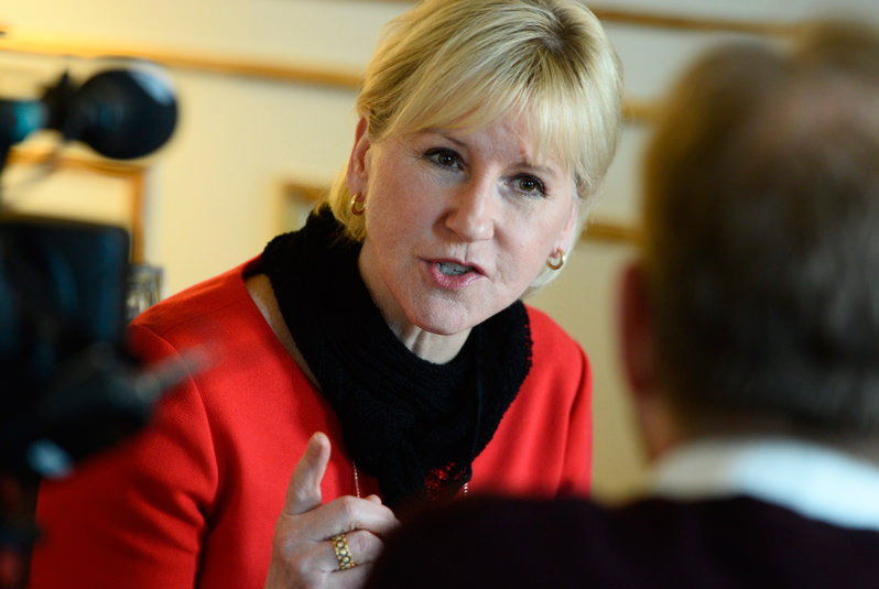 Truthdigger of the Week: Margot Wallström