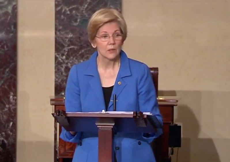 Where Is the Elizabeth Warren of Foreign Policy?