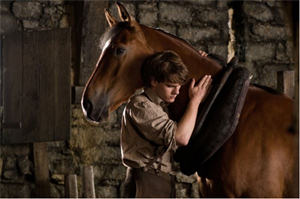 A 'War Horse' and His Boy