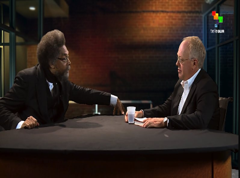 VIDEO: Chris Hedges, Cornel West on the Demonization of the Black Poor
