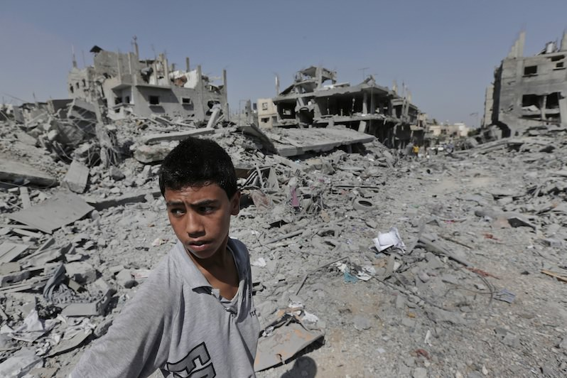 Sacrificing the Vulnerable, From Gaza to America