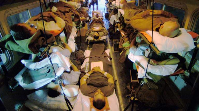 The Forgotten Wounded of Iraq