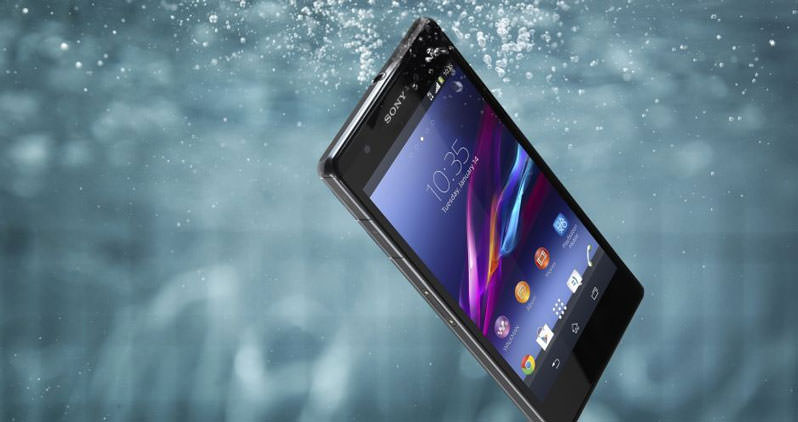 You Probably Won't Buy Sony's Amazing Waterproof Phone