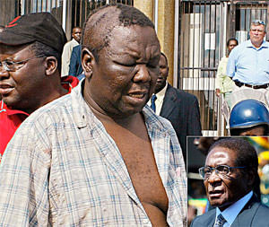 Mugabe Learns How to Share ... Maybe